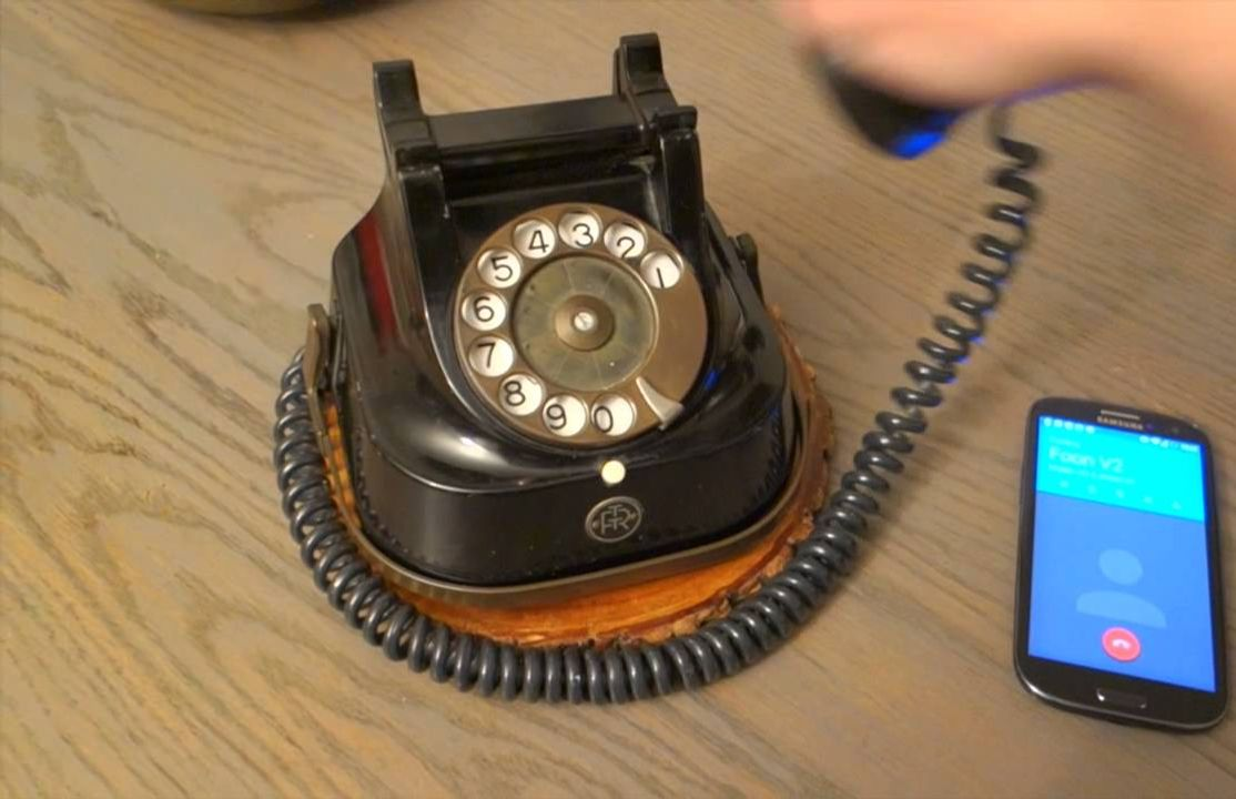 rotary-phone